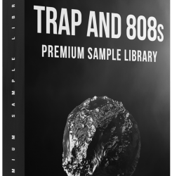 Trap and 808s - Premium Sample Library